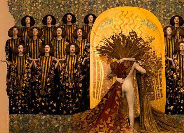 Inge_Prader_Gustav_Klimt_LifeBall_Vienna6